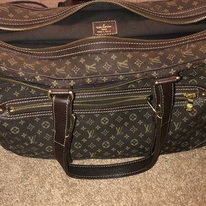Authentic Louis Vuitton Diaper bag
